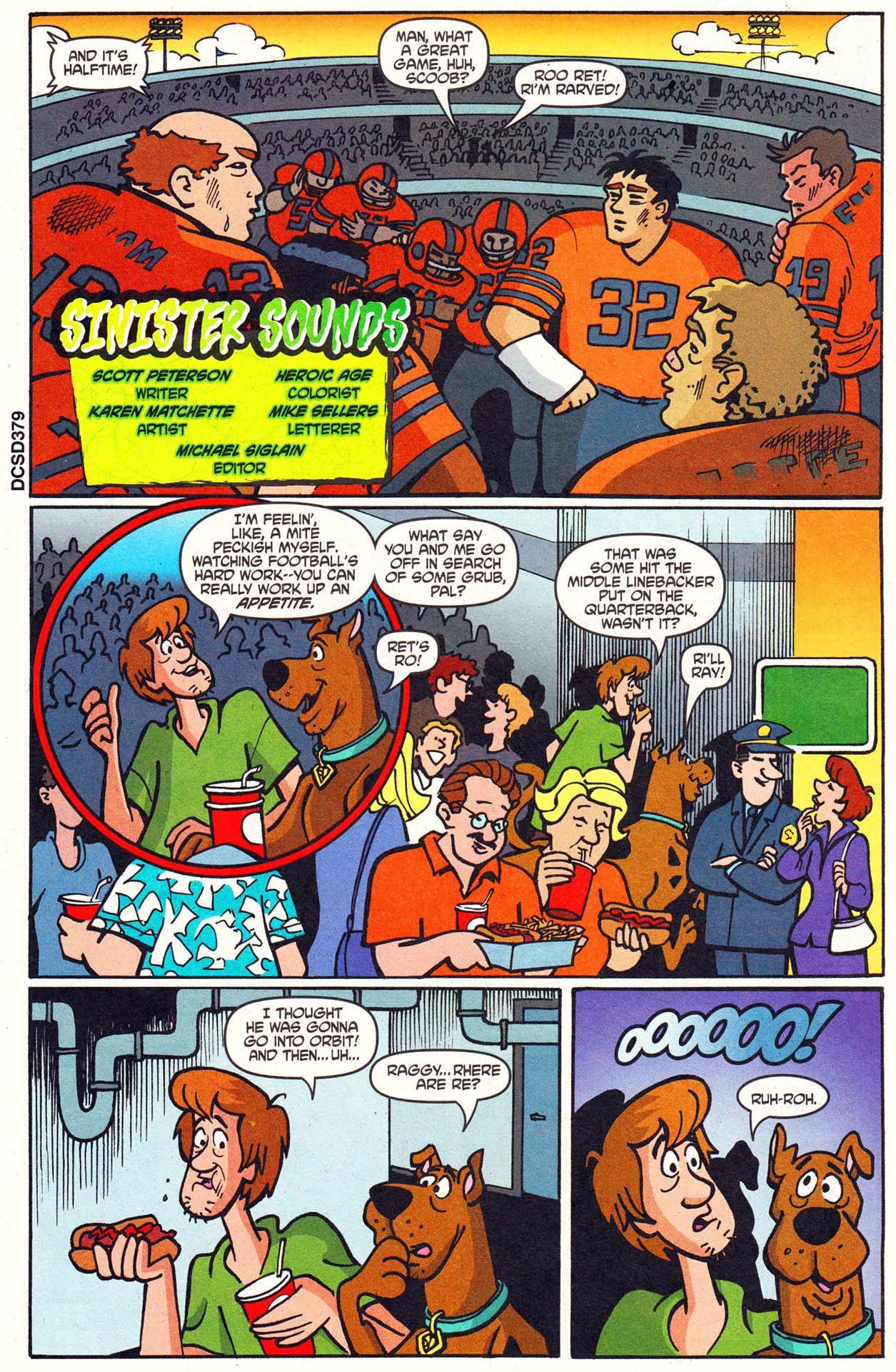 Read online Scooby-Doo (1997) comic -  Issue #111 - 14