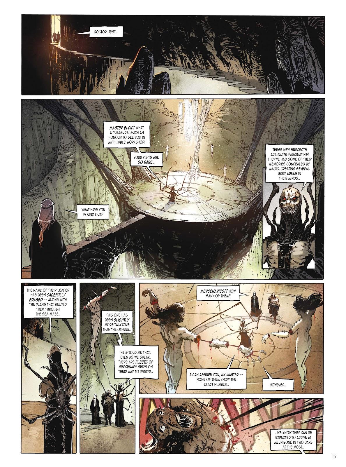 Elric (2014) TPB 1 #1 - English 18