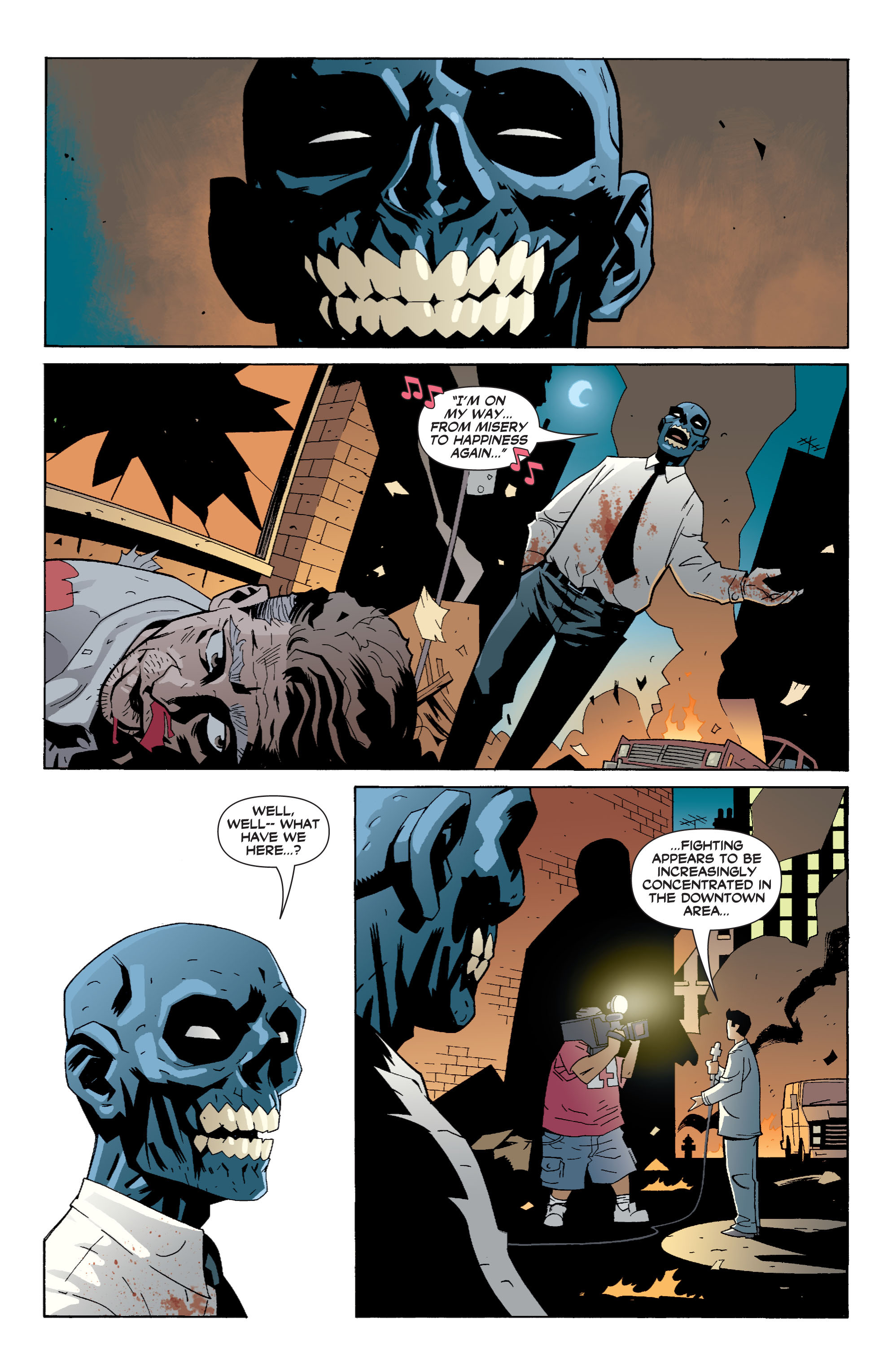 Read online Batman: War Games comic -  Issue #6 - 16