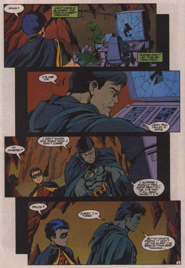 Batman: Knightfall #Aftermath_-_1 #98 - English 3