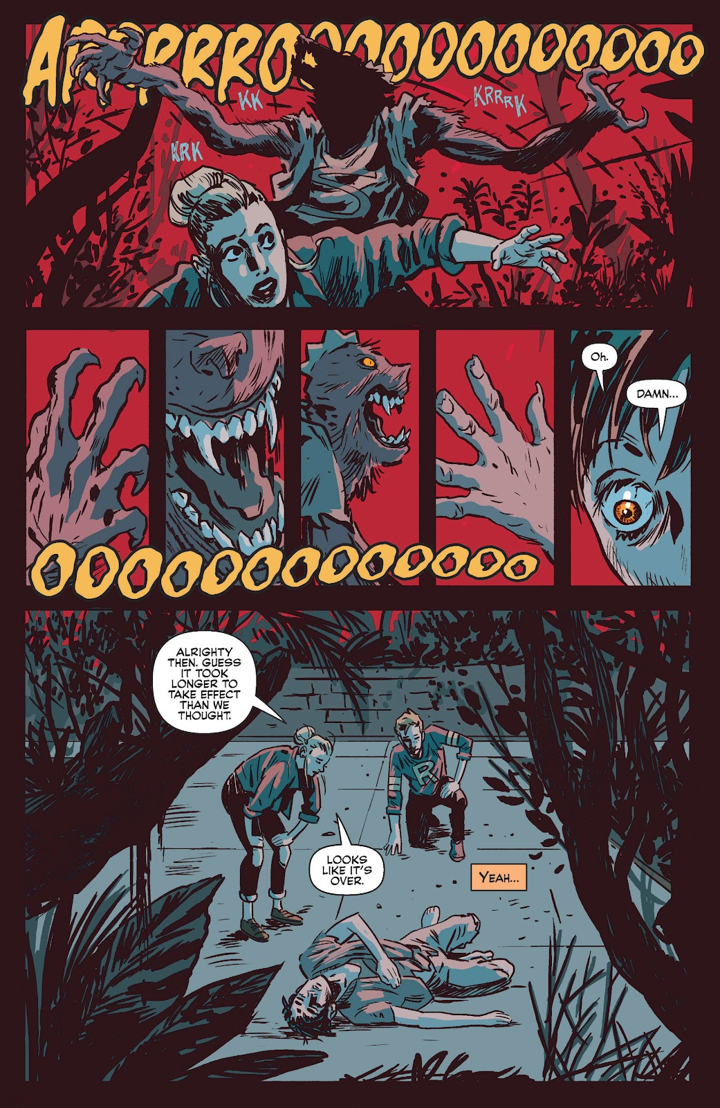 Jughead The Hunger Issue #0 #1 - English 38