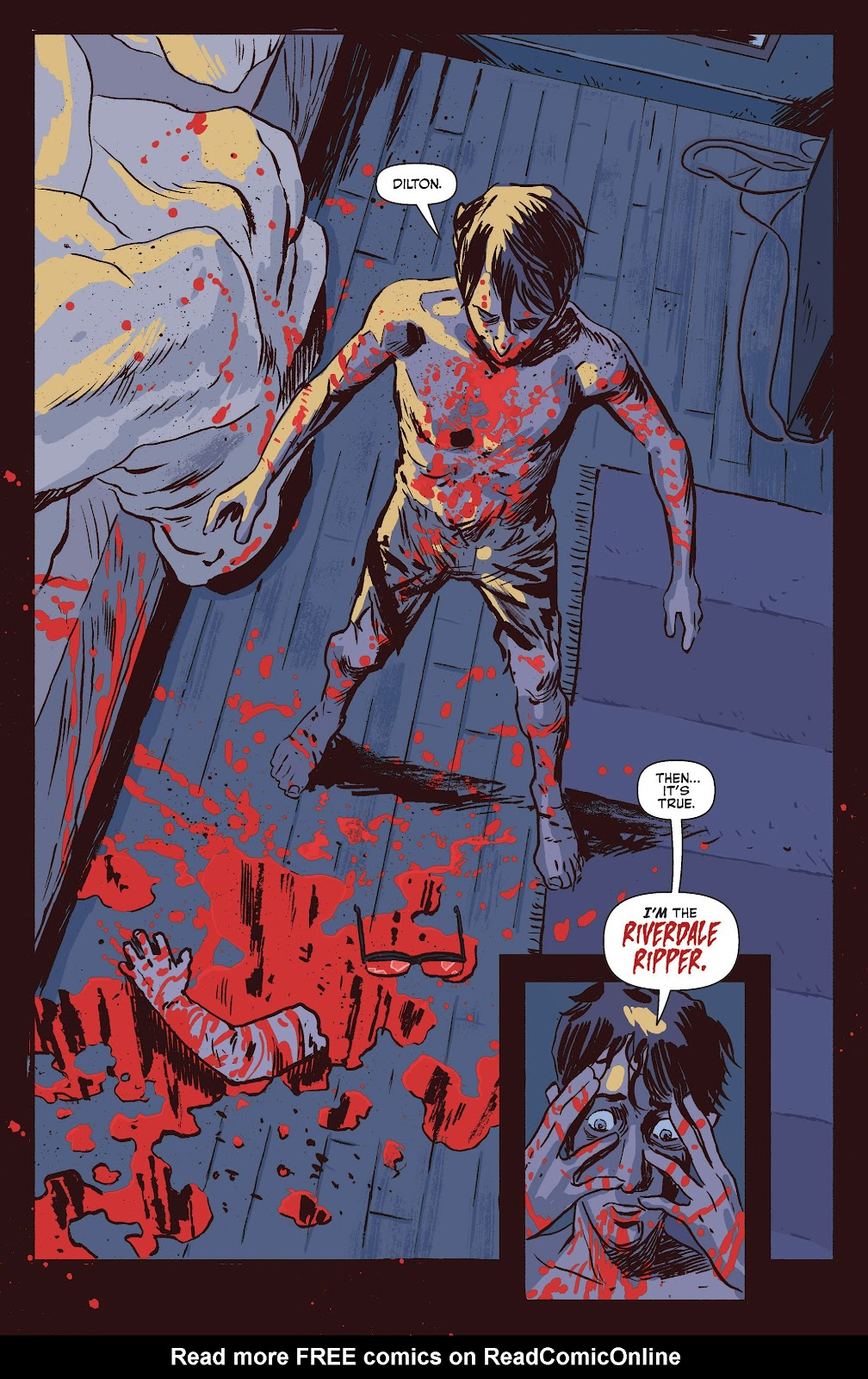 Jughead The Hunger Issue #0 #1 - English 21