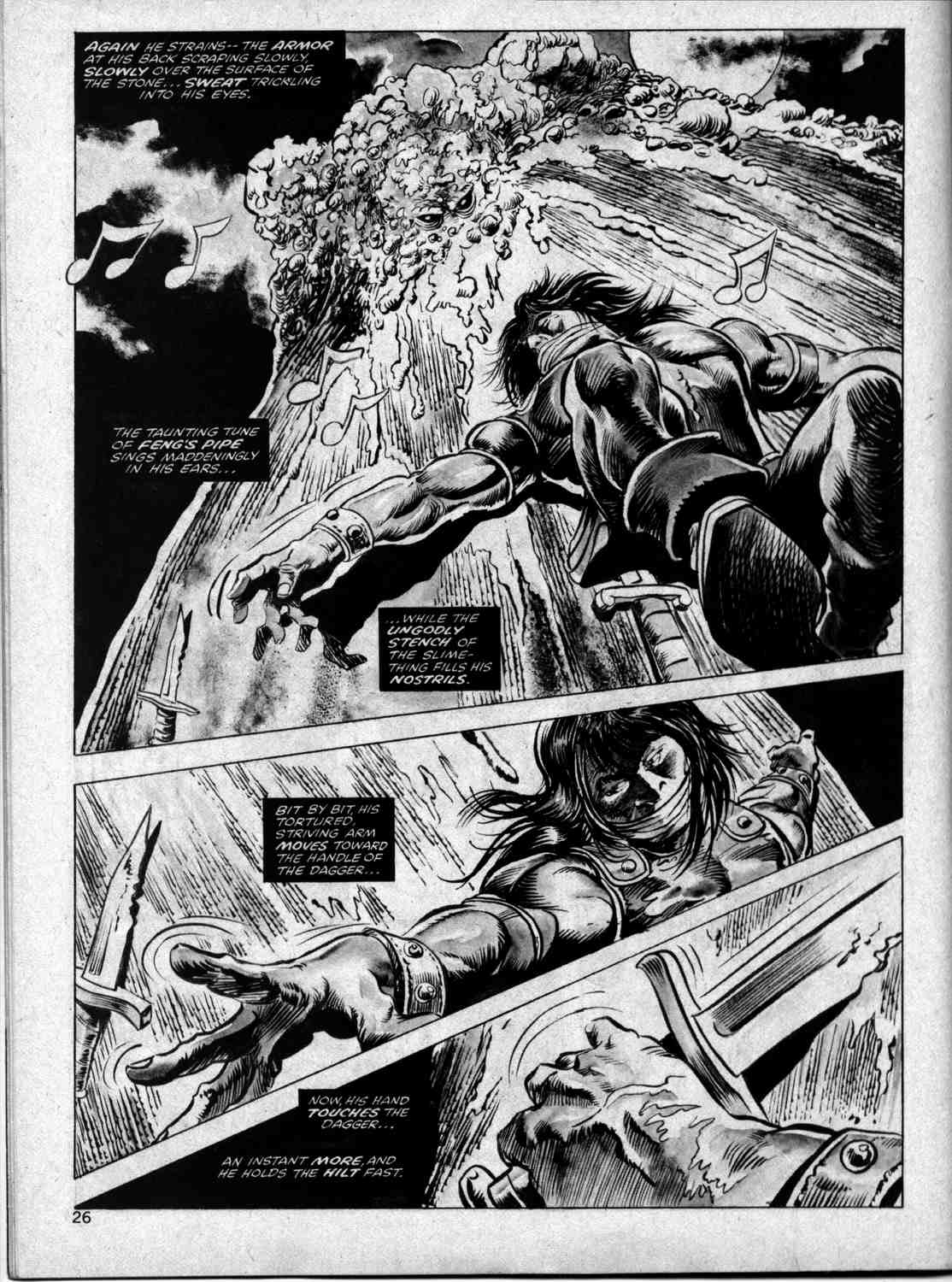 The Savage Sword Of Conan Issue #33 #34 - English 25