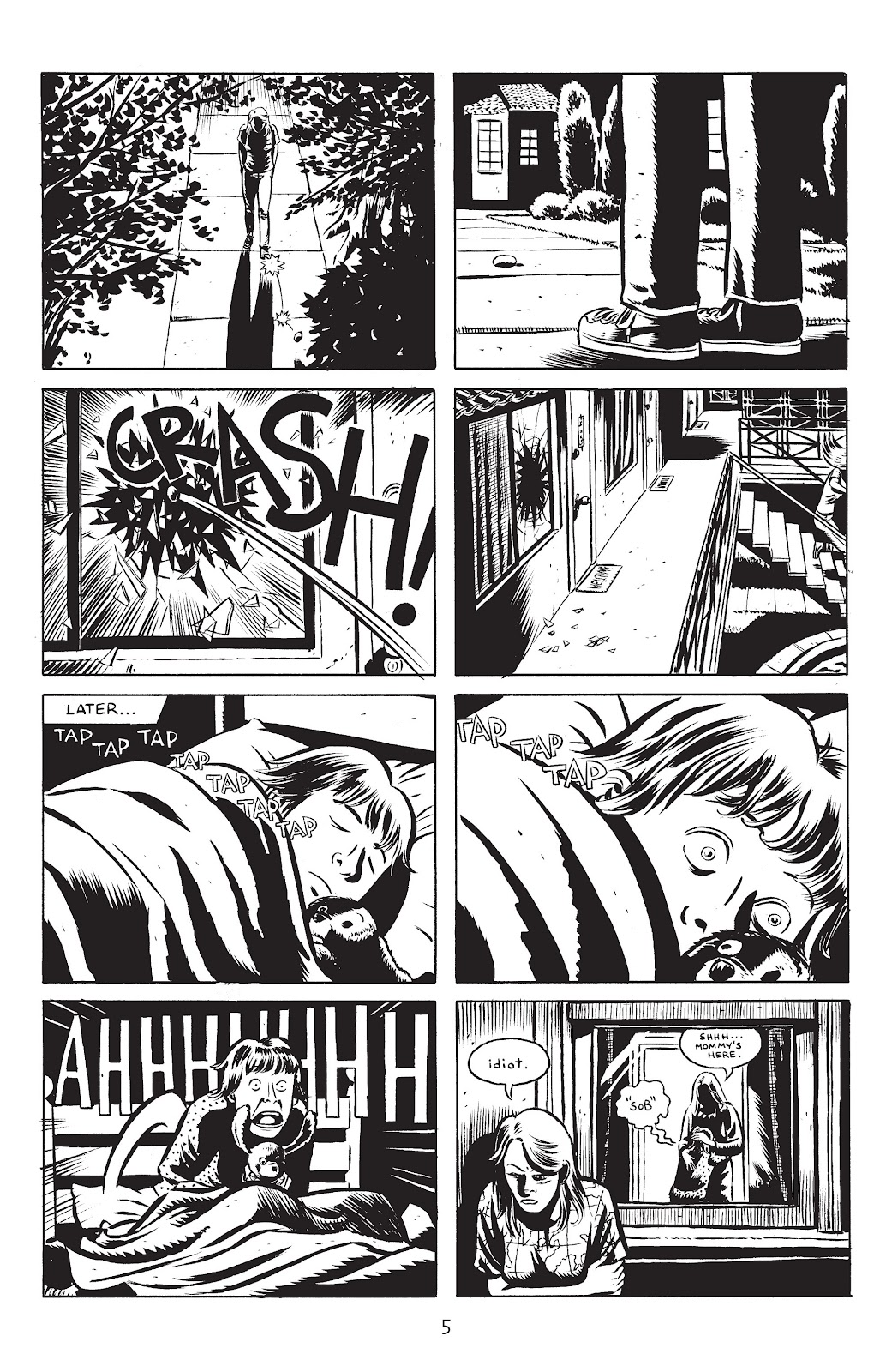 Stray Bullets Issue #25 #25 - English 7