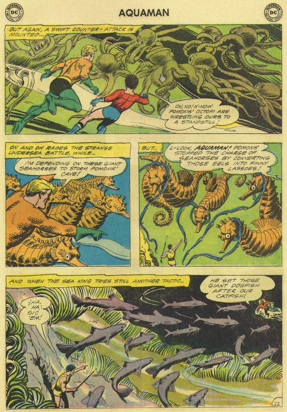 Aquaman (1962) Issue #3 #3 - English 29