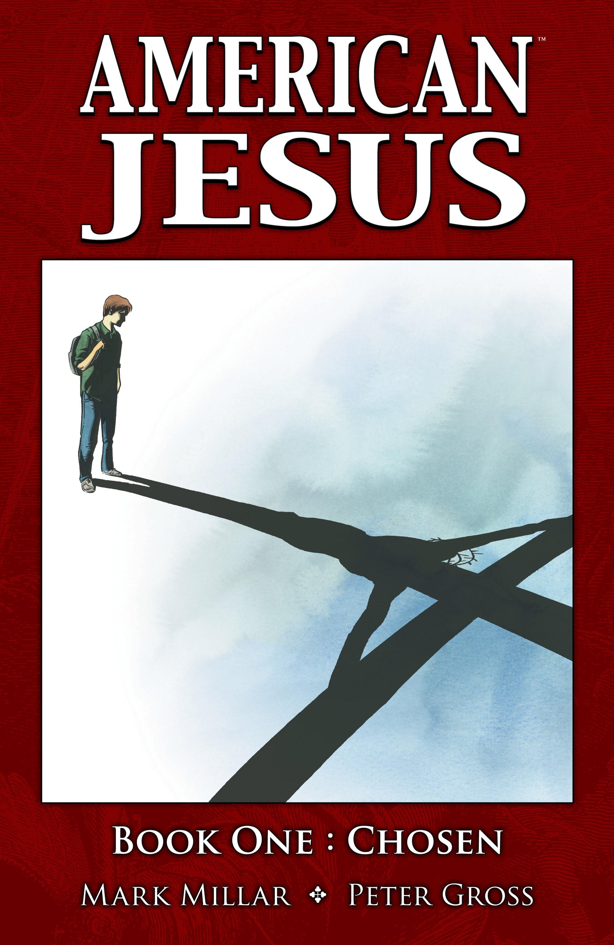American Jesus TPB Page 1