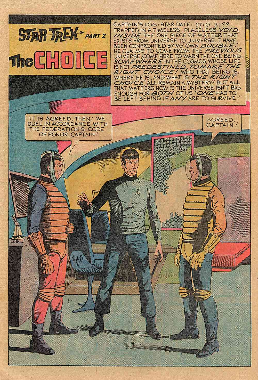 Star Trek (1967) Issue #33 #33 - English 15