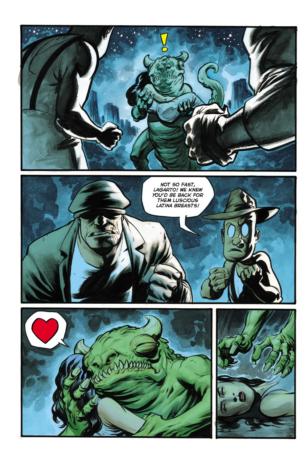 The Goon (2003) Issue #44 #44 - English 13