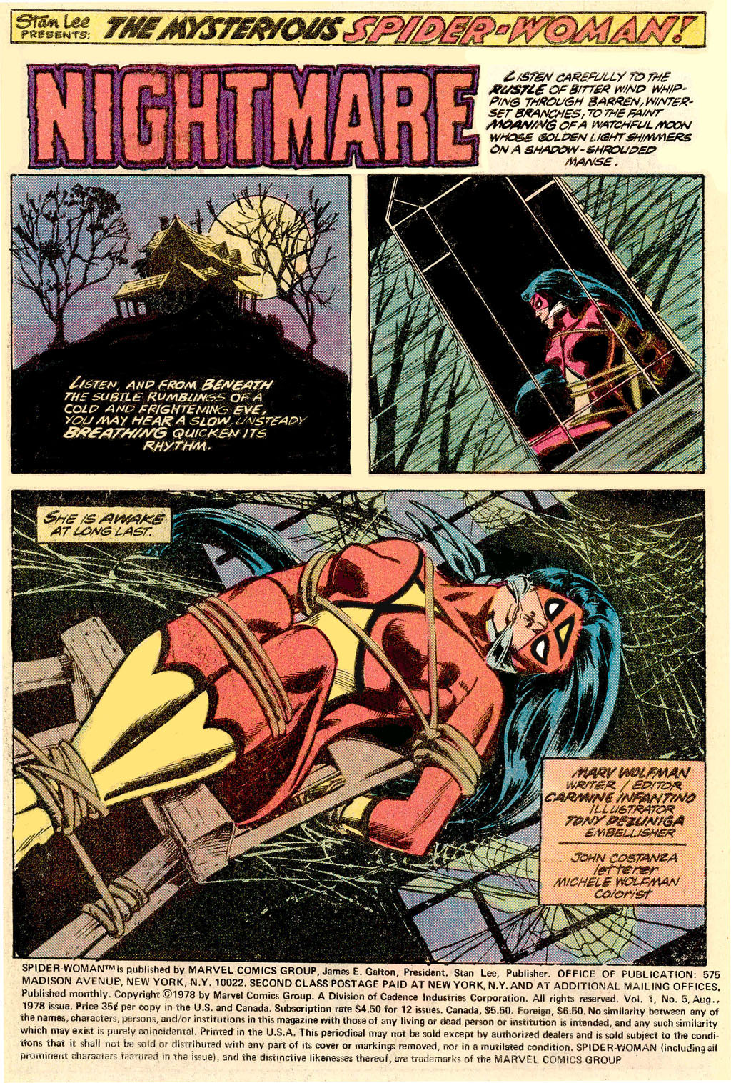 Spider-Woman (1978) #5 #46 - English 2