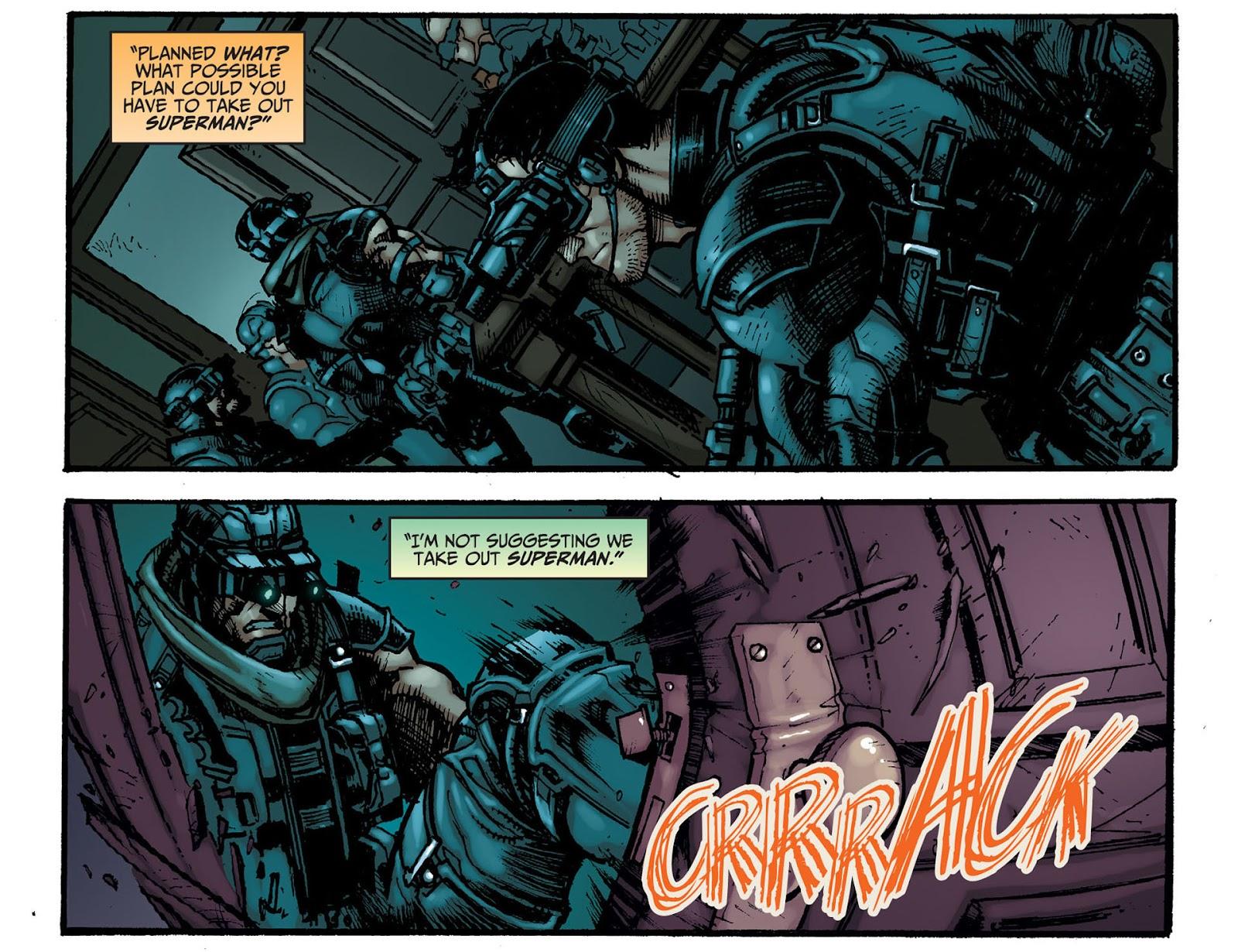 Injustice: Gods Among Us [I] Issue #7 #8 - English 12