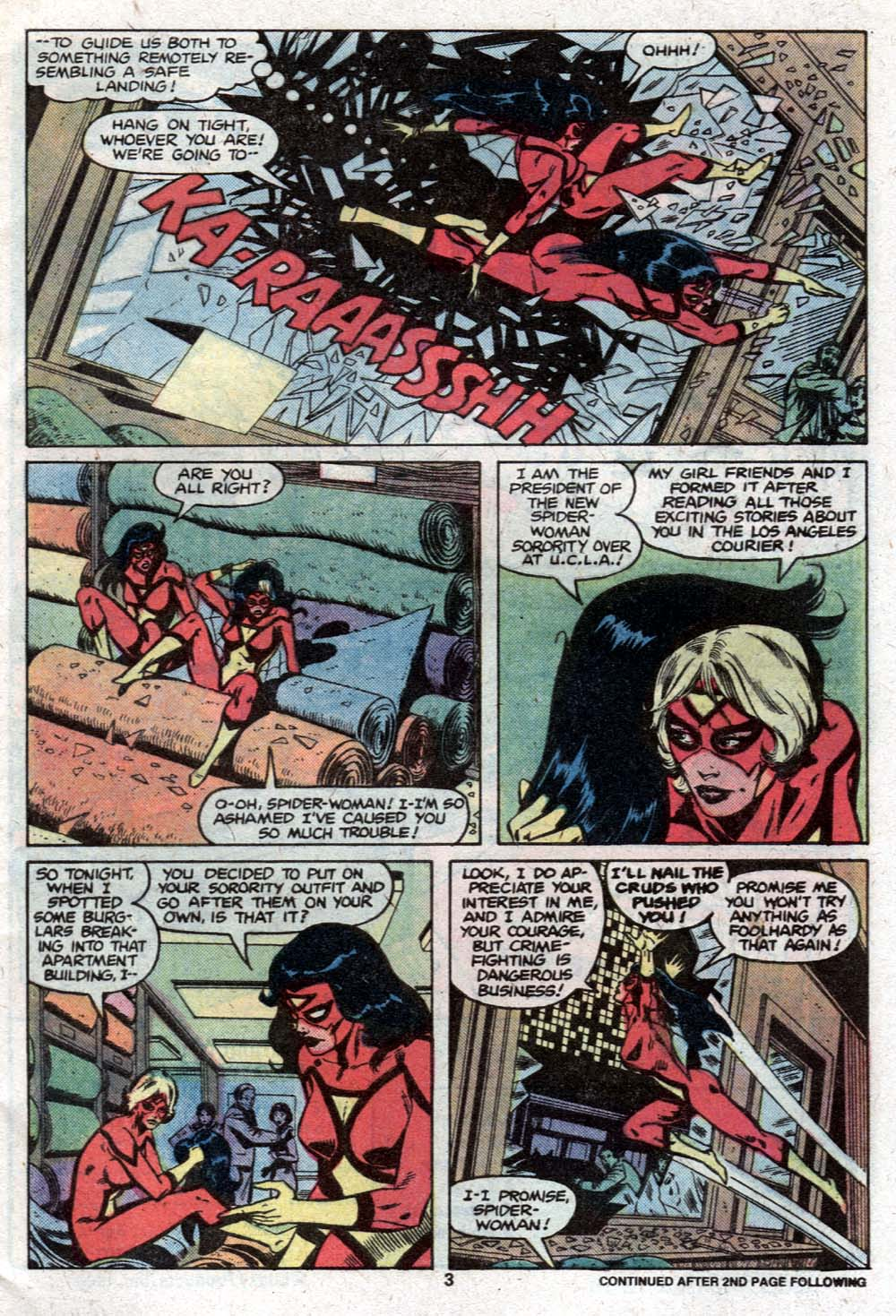 Spider-Woman (1978) Issue #27 #27 - English 4