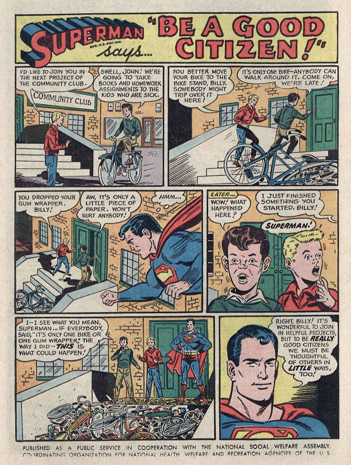 Read online Adventure Comics (1938) comic -  Issue #298 - 32