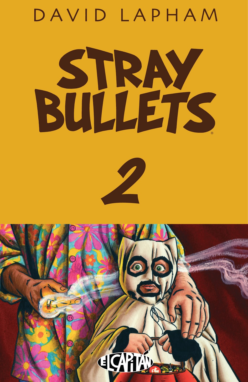 Stray Bullets Issue #2 #2 - English 1