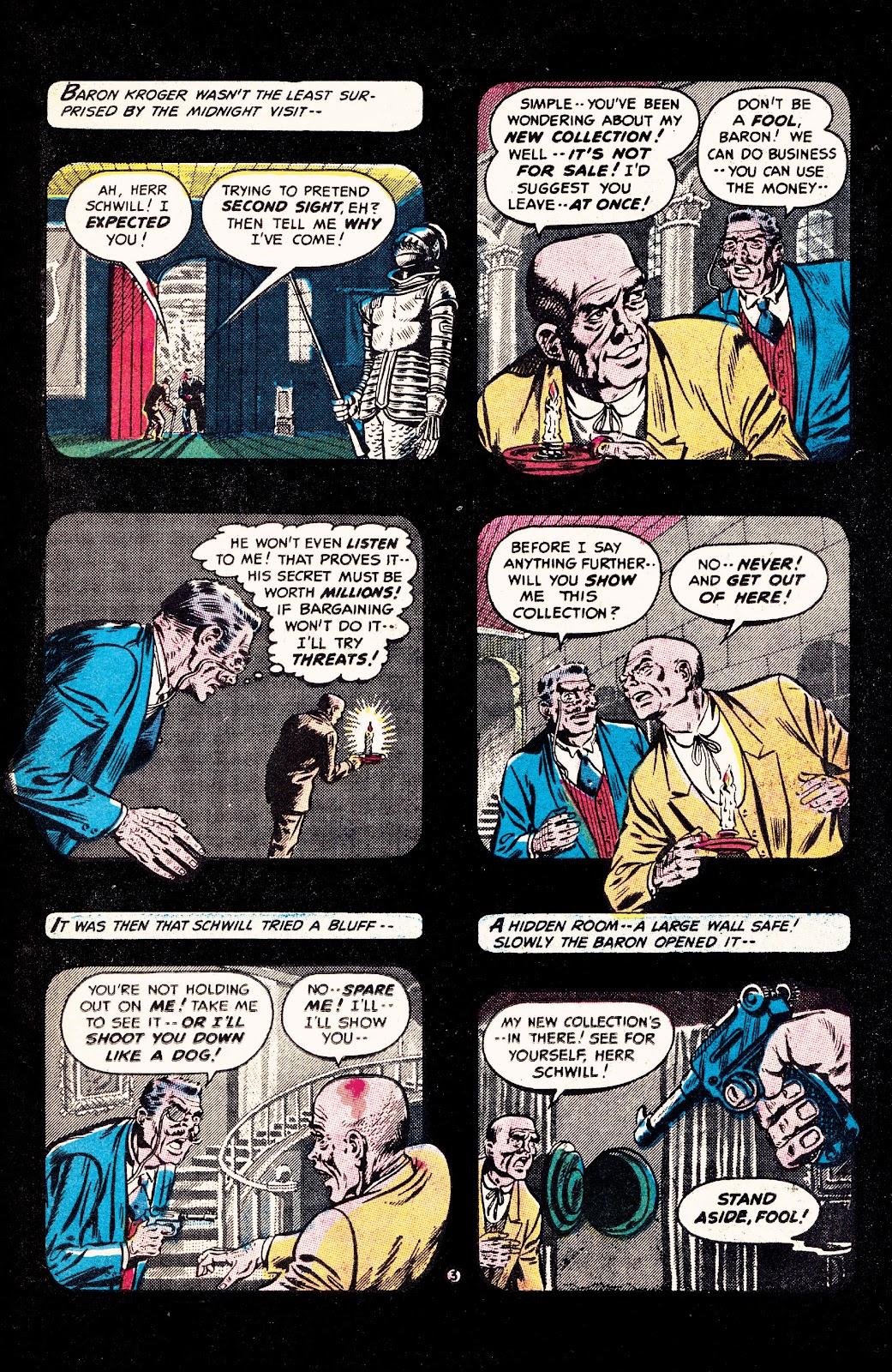 Haunted Horror Issue #26 #26 - English 29