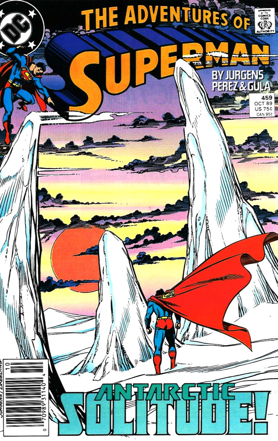 Adventures of Superman (1987) 459 Page 1