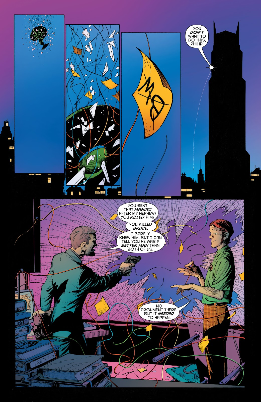 Batman (2011) _TPB 4 #4 - English 67