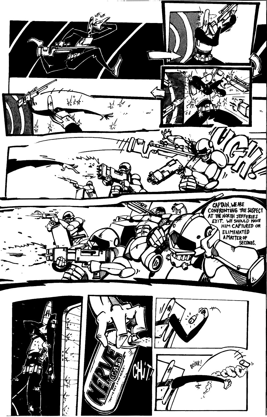 Read online Scud: The Disposable Assassin (1994) comic -  Issue #2 - 21