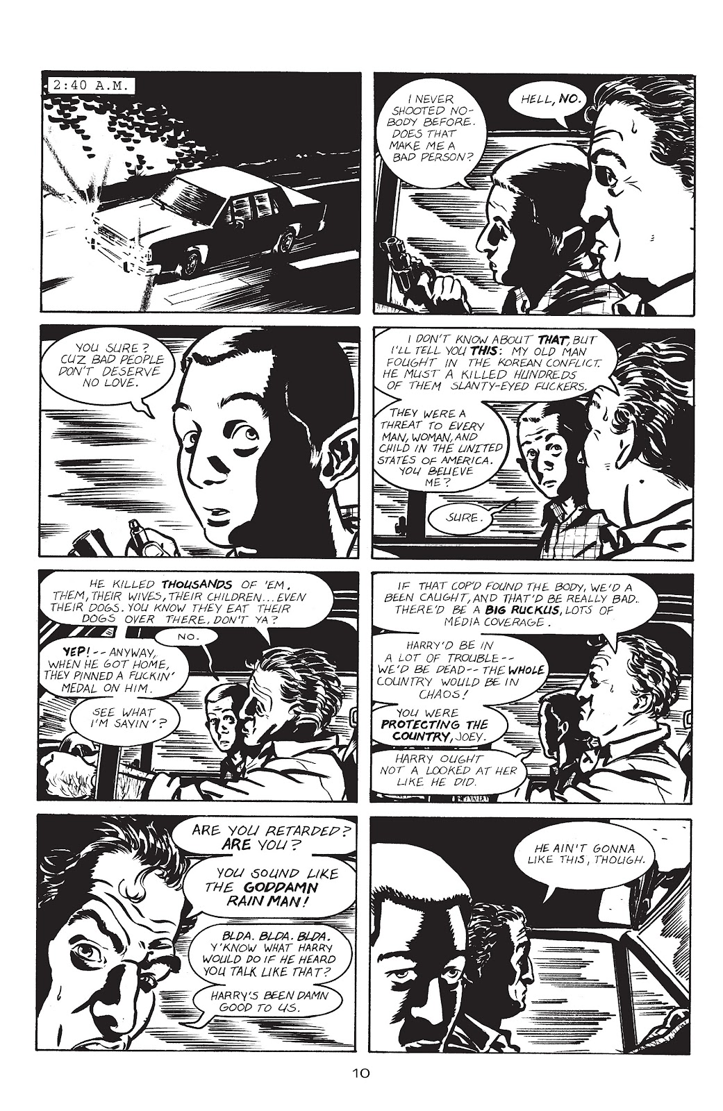 Stray Bullets Issue #1 #1 - English 13