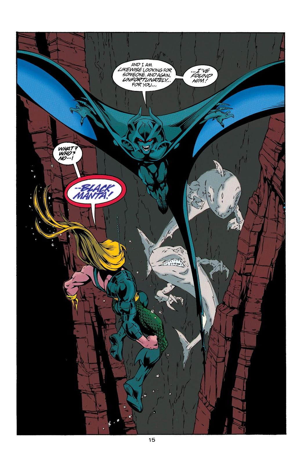 Aquaman (1994) Issue #29 #35 - English 15