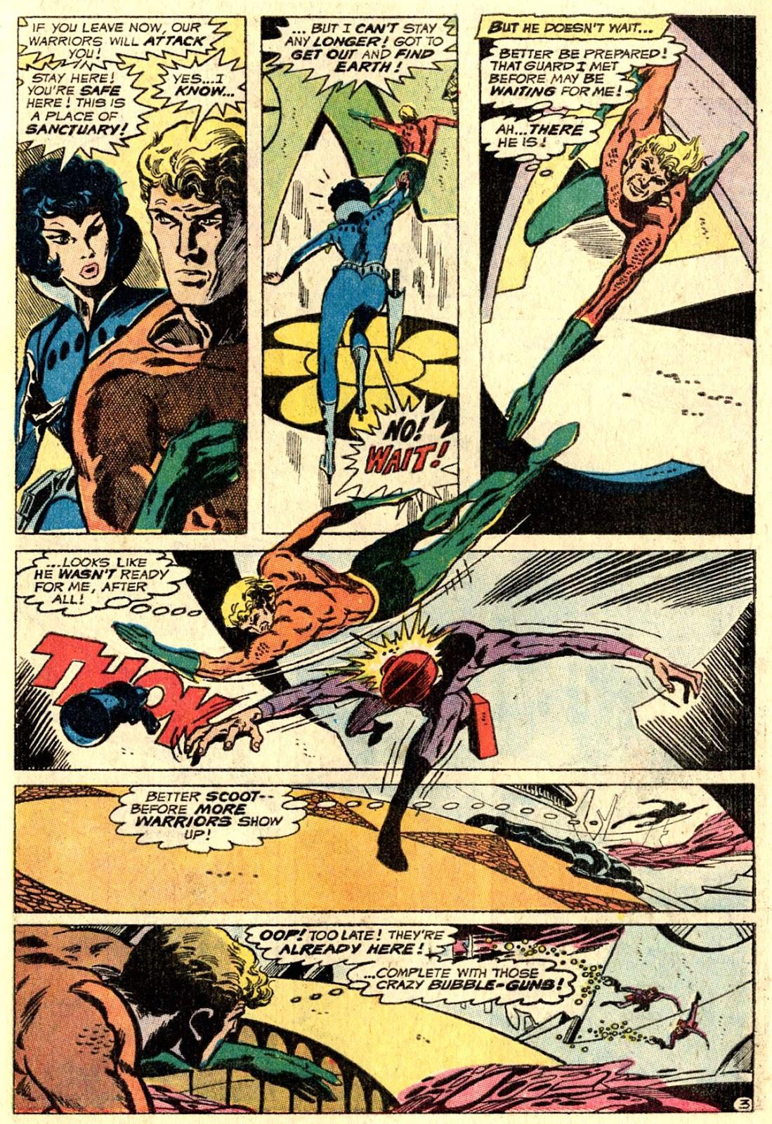 Aquaman (1962) Issue #51 #51 - English 5
