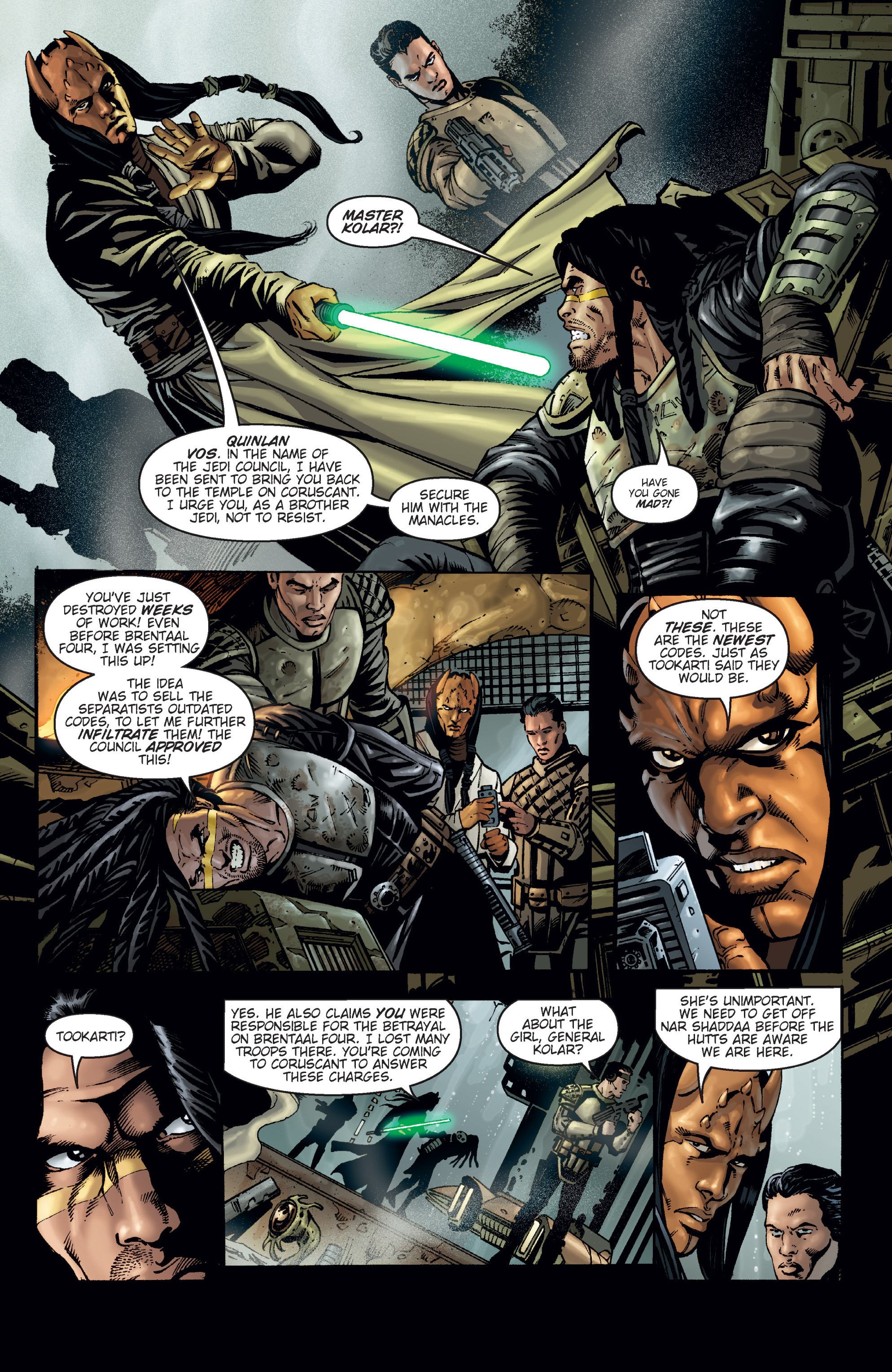 Star Wars Legends Epic Collection: The Clone Wars chap 2 pic 34