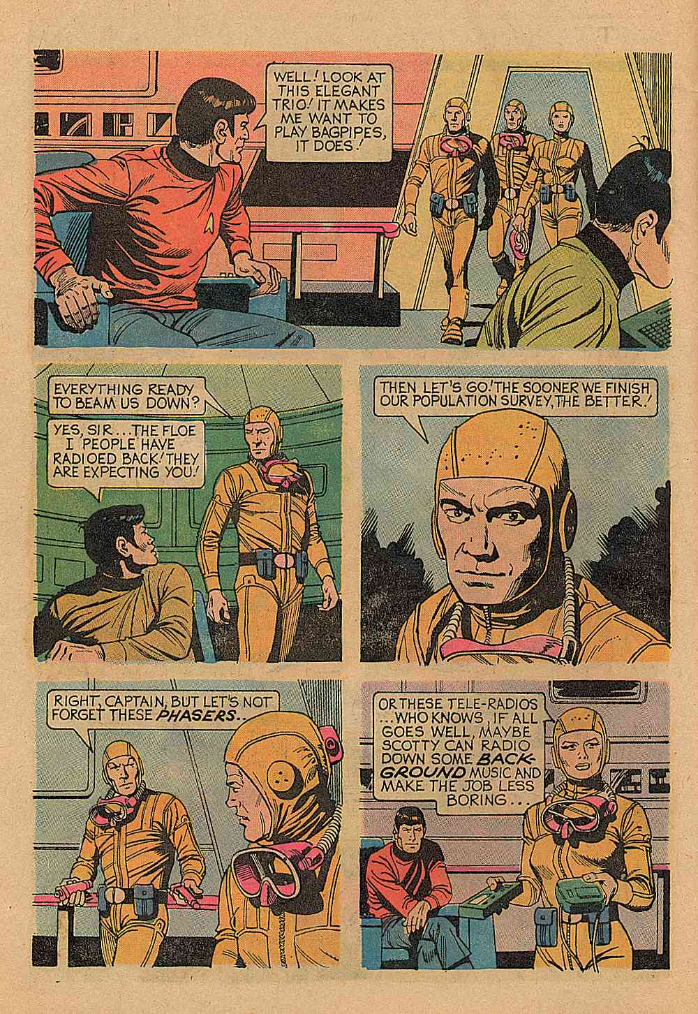 Star Trek (1967) Issue #27 #27 - English 5
