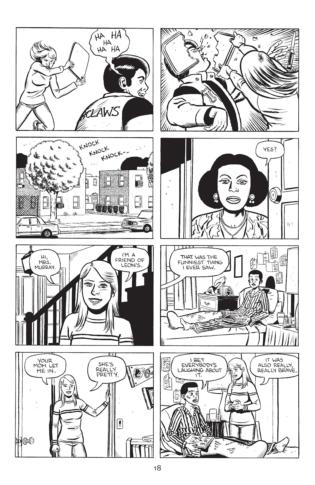 Stray Bullets Issue #31 #31 - English 20