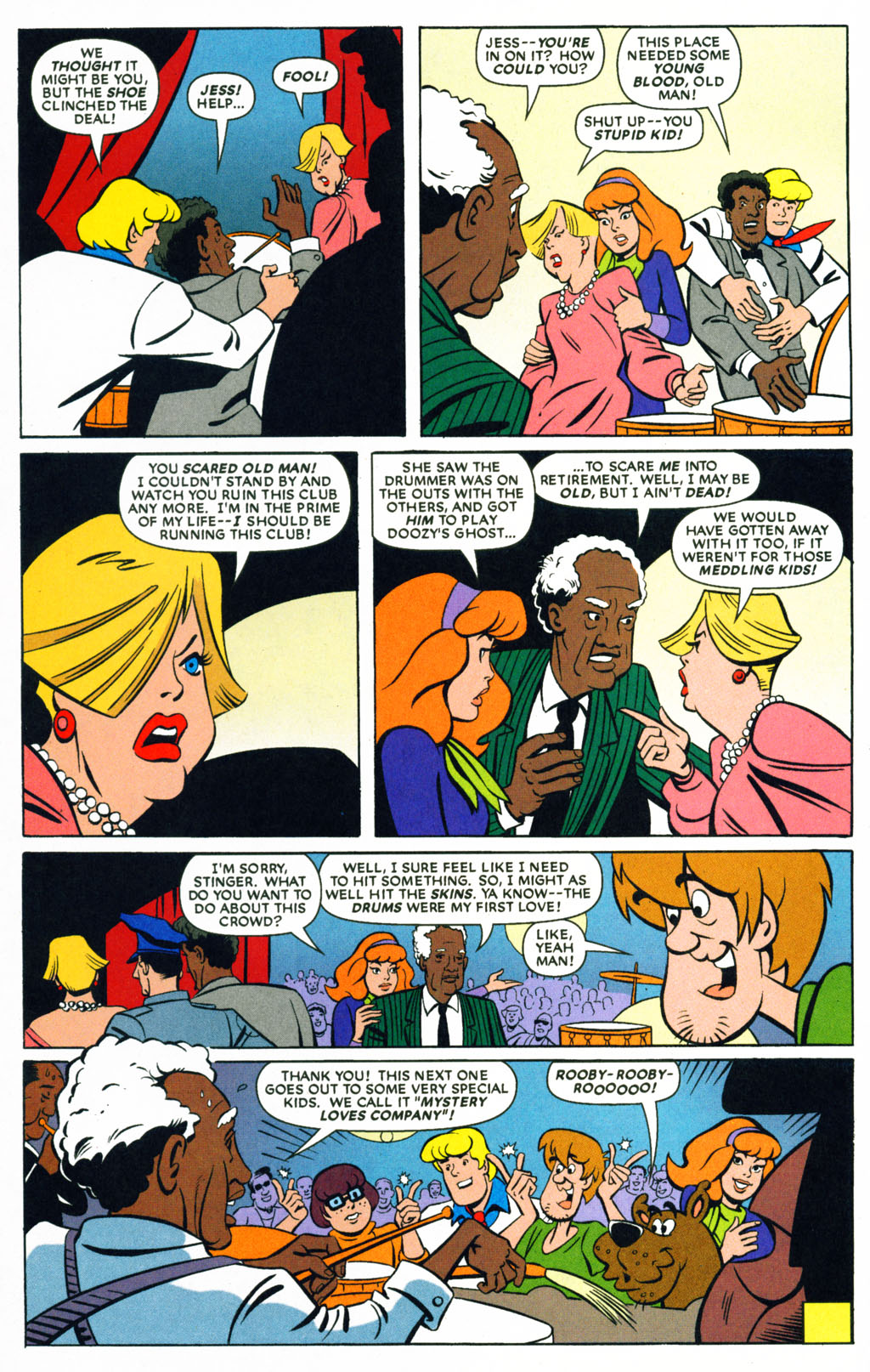 Read online Scooby-Doo (1997) comic -  Issue #71 - 13
