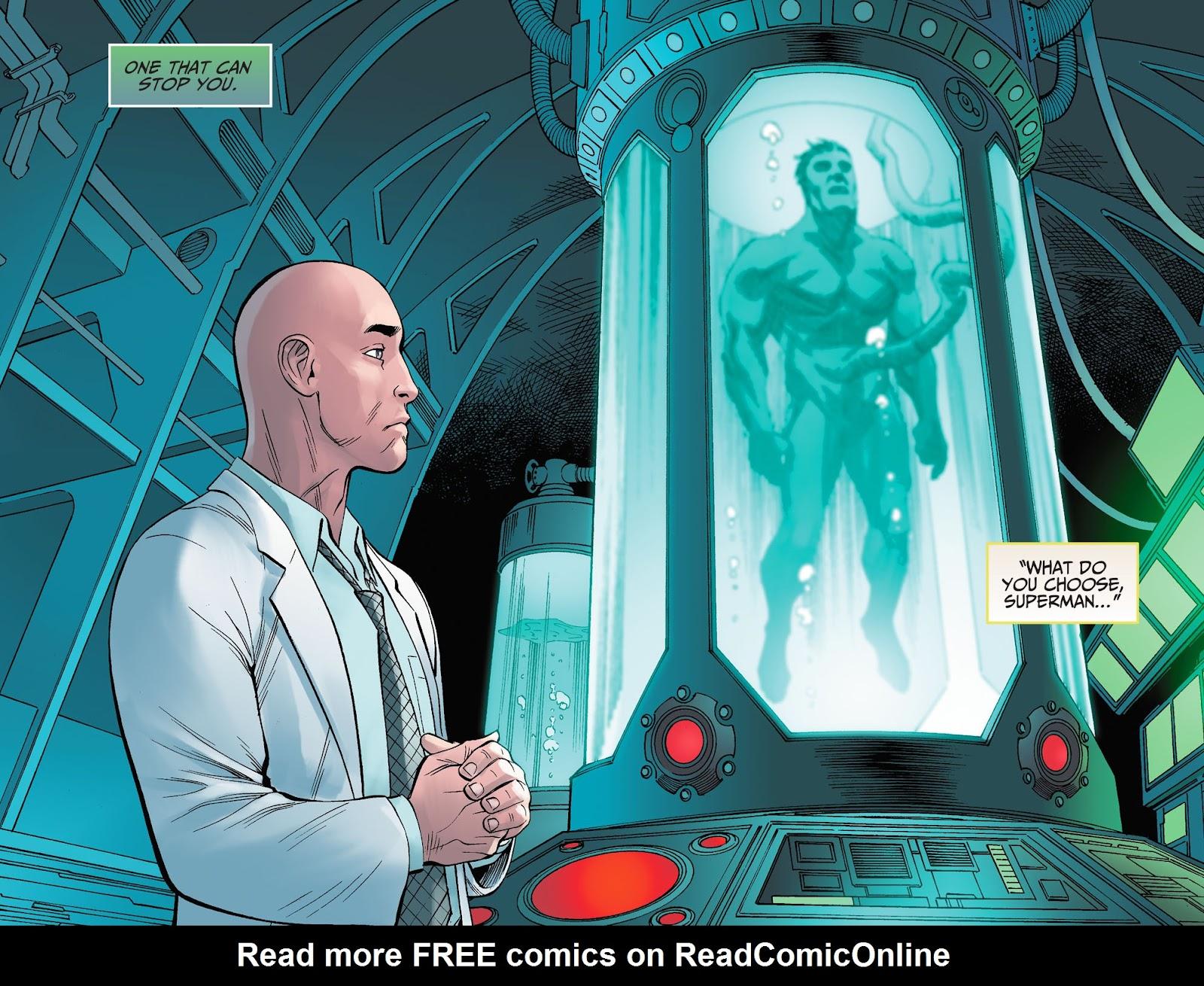 Injustice: Gods Among Us Year Four Issue #11 #12 - English 17