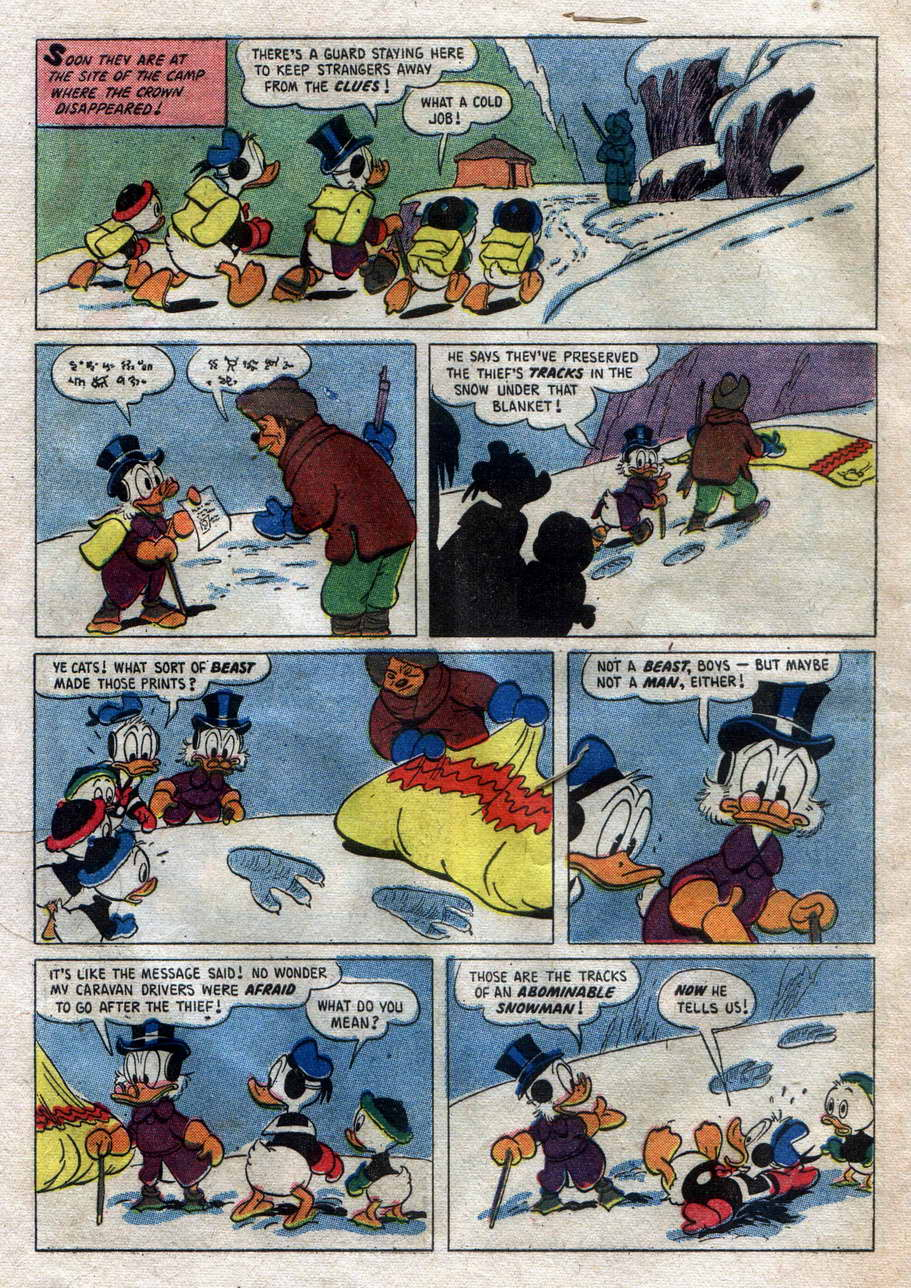Uncle Scrooge (1953) Issue #14 #14 - English 8