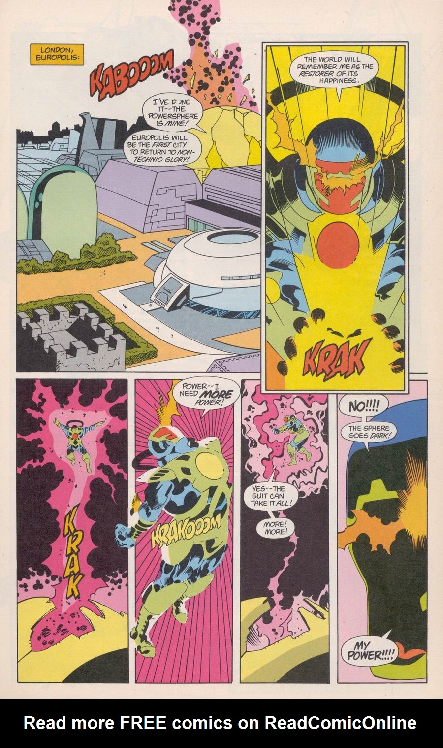 Tales of the Legion Issue #347 #34 - English 22