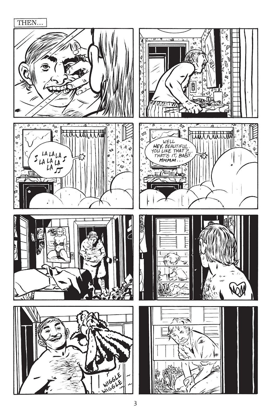 Stray Bullets Issue #9 #9 - English 5