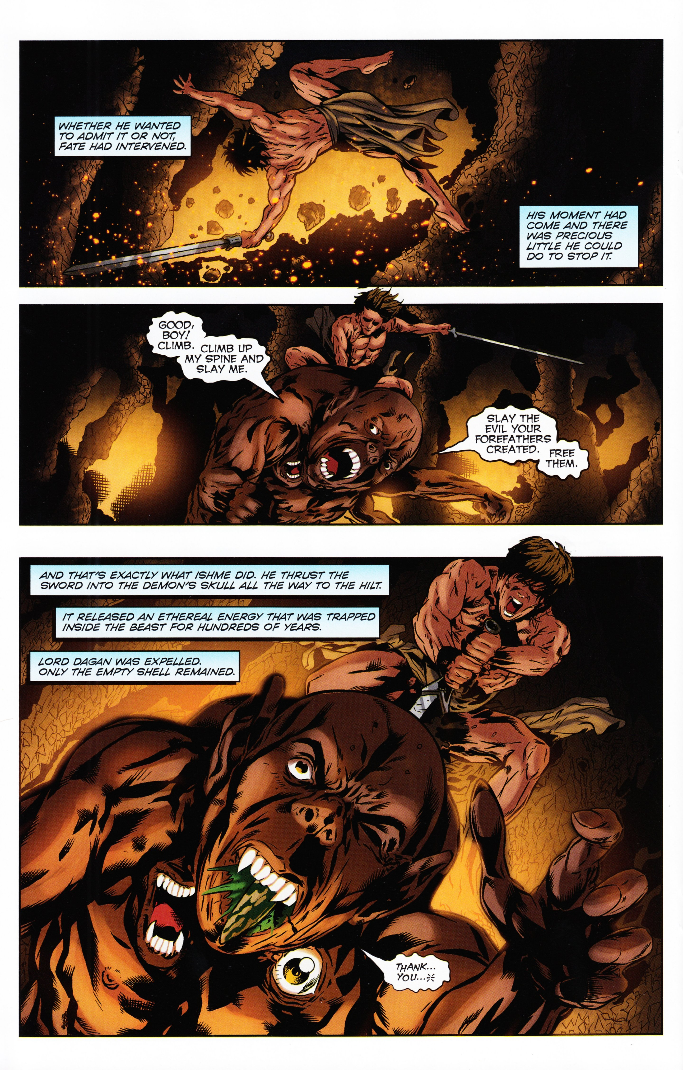Read online Evil Dead 2: Tales of the Ex-Mortis comic -  Issue #2 - 24