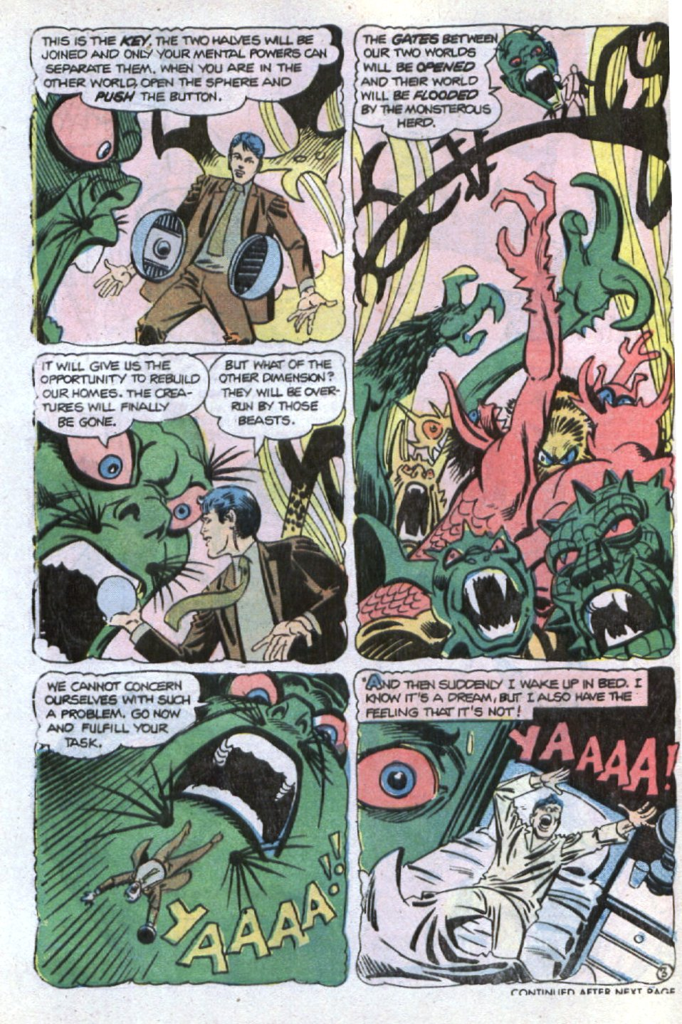 Read online Scary Tales comic -  Issue #21 - 16