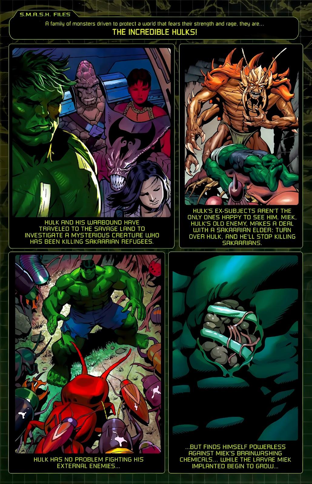 Incredible Hulks (2010) Issue #625 #15 - English 2