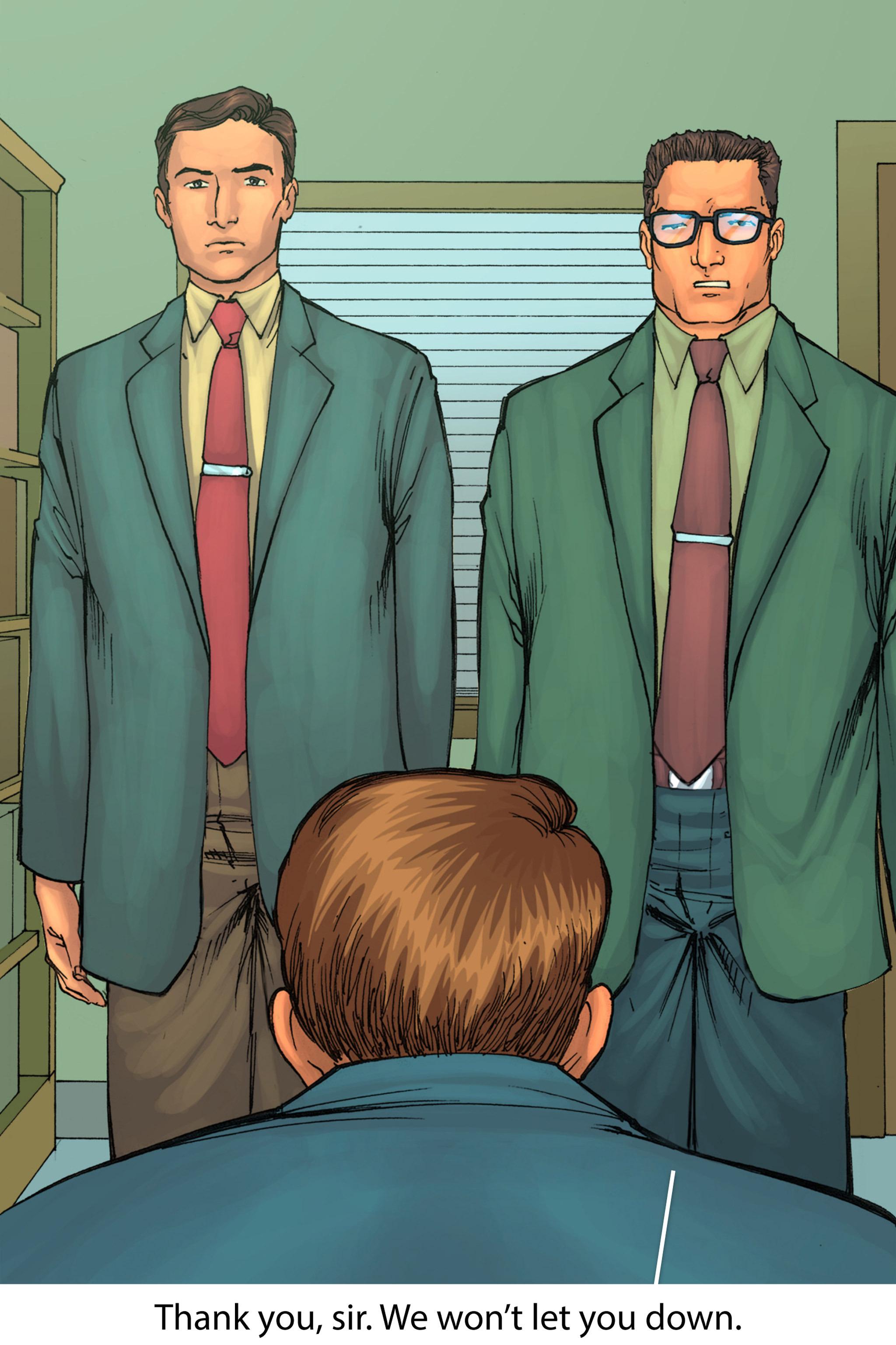 Read online Z-Men comic -  Issue #1 - 91