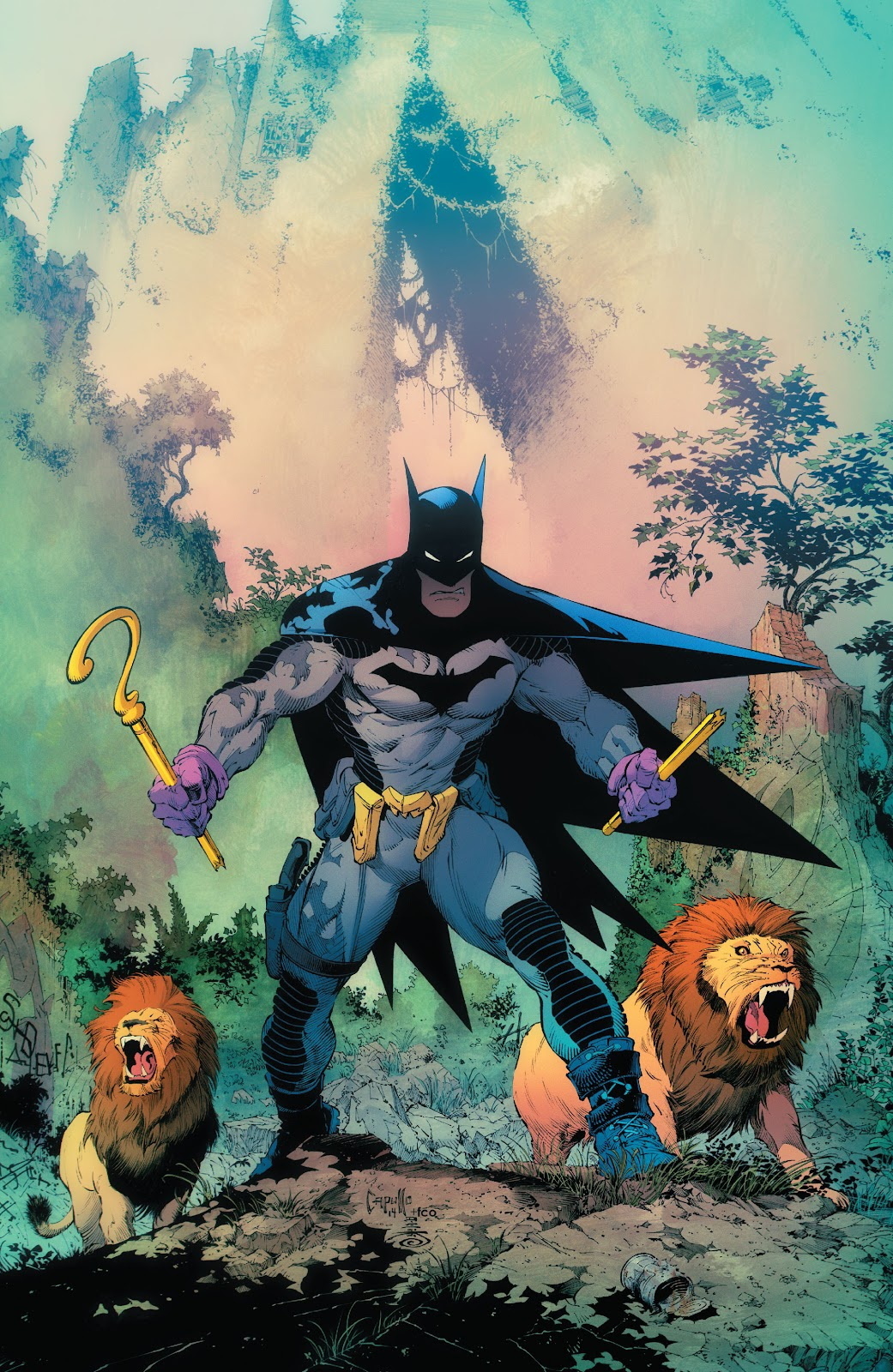 Batman (2011) _TPB 5 #5 - English 192