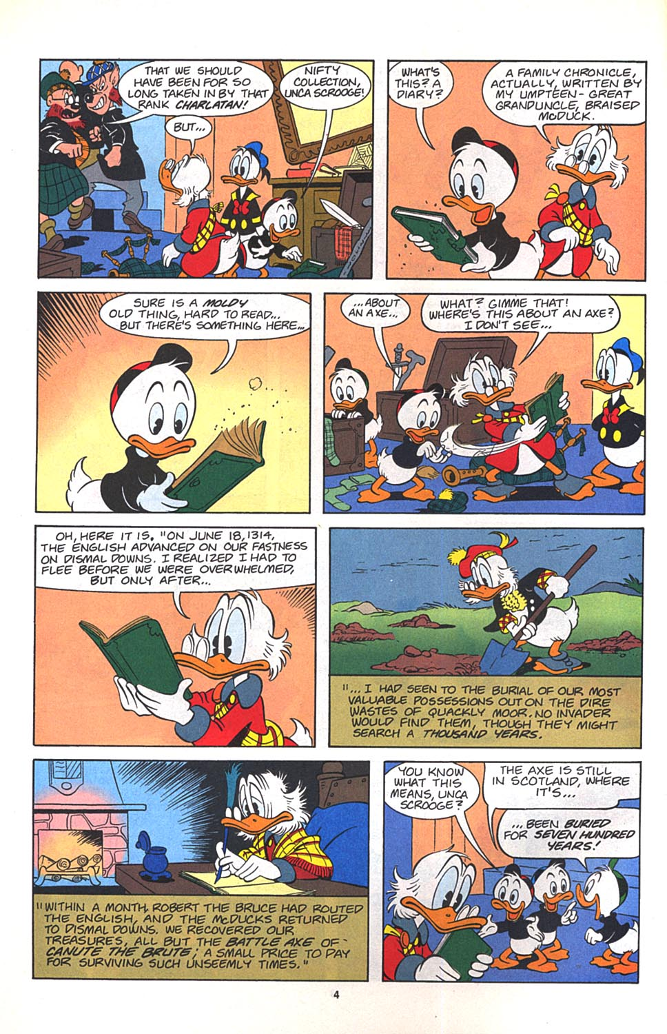 com/uncle-scrooge-1953/is #133 - English 5