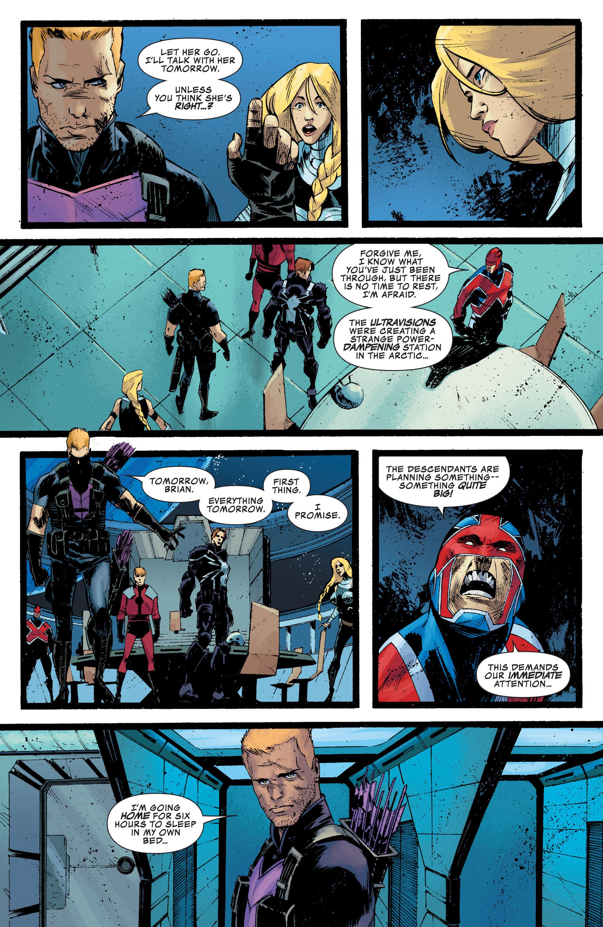 Read online Secret Avengers (2010) comic -  Issue #32 - 20