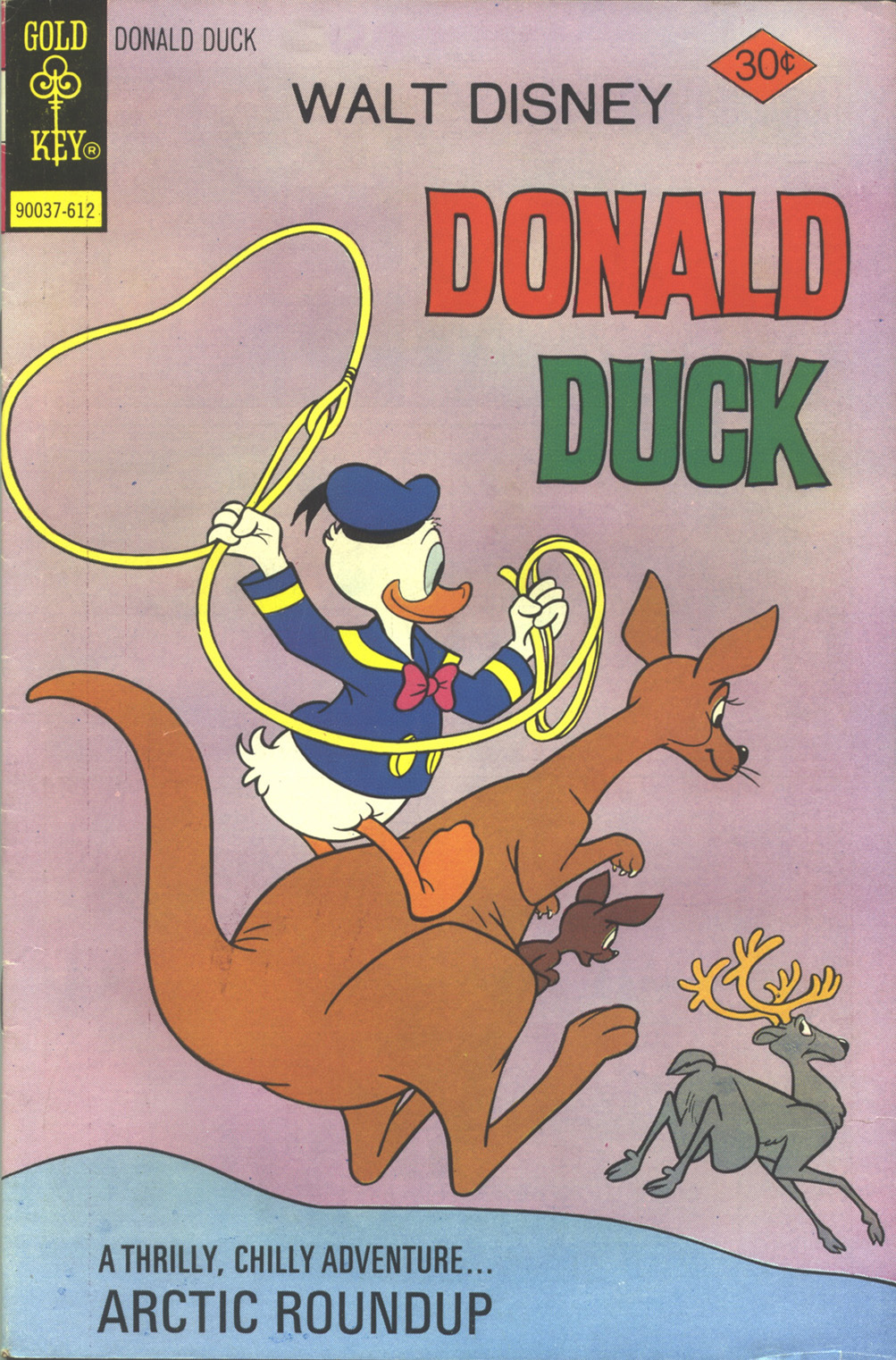 Donald Duck (1962) 178 Page 1