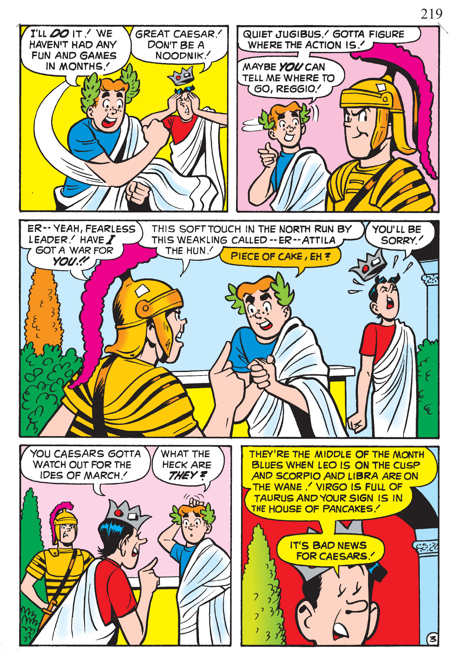 Read online The Best of Archie Comics comic -  Issue # TPB 2 (Part 1) - 221