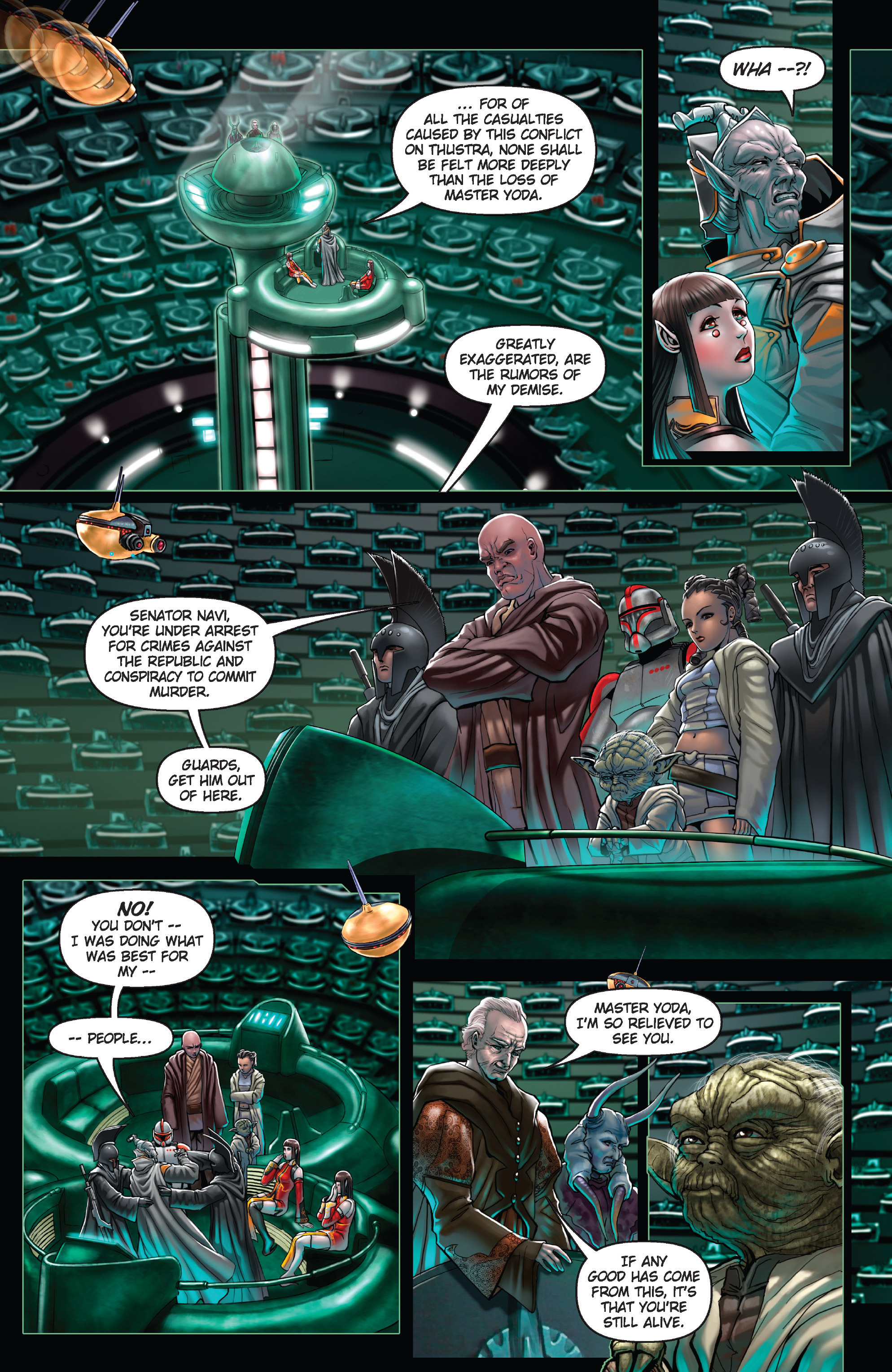 Star Wars Legends Epic Collection: The Clone Wars chap 2 pic 188