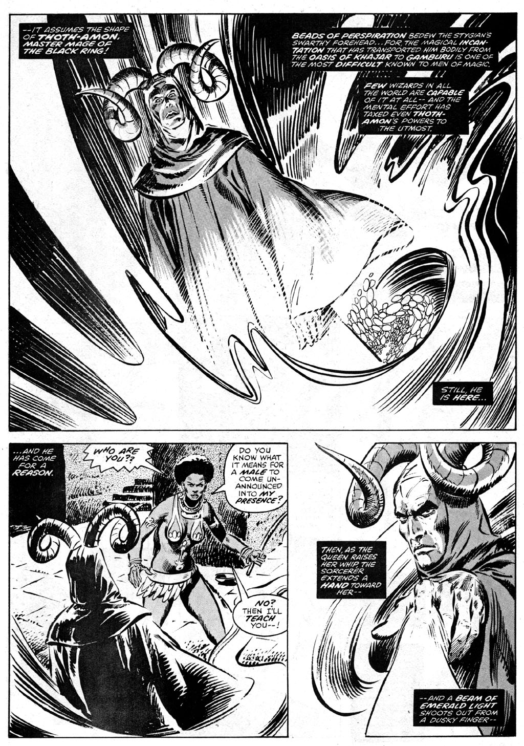 The Savage Sword Of Conan Issue #42 #43 - English 11