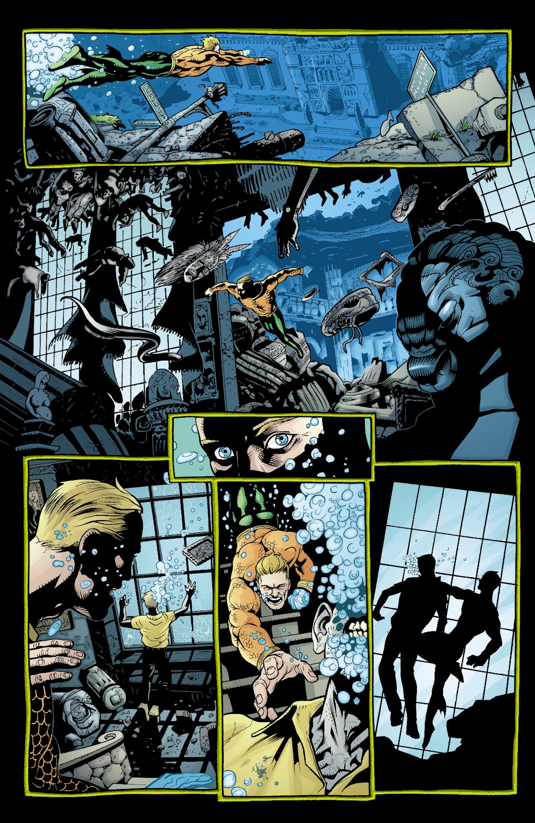 Aquaman (2003) Issue #15 #15 - English 4