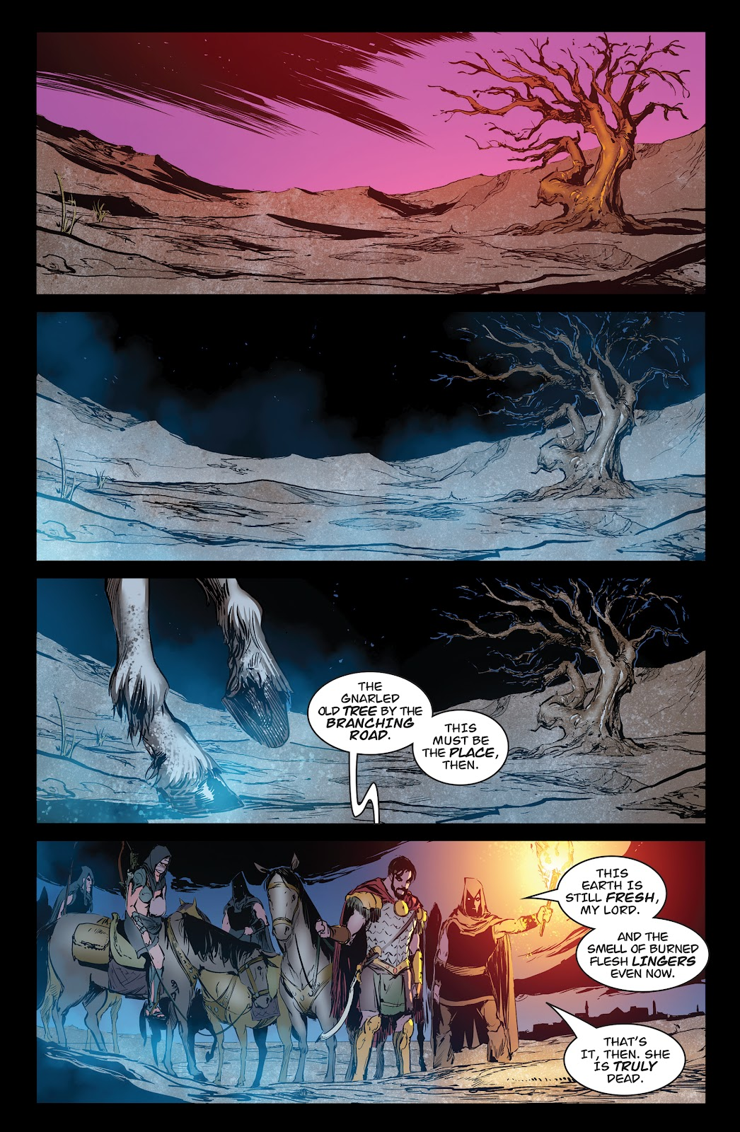 Queen of Vampires Issue #7 #7 - English 37