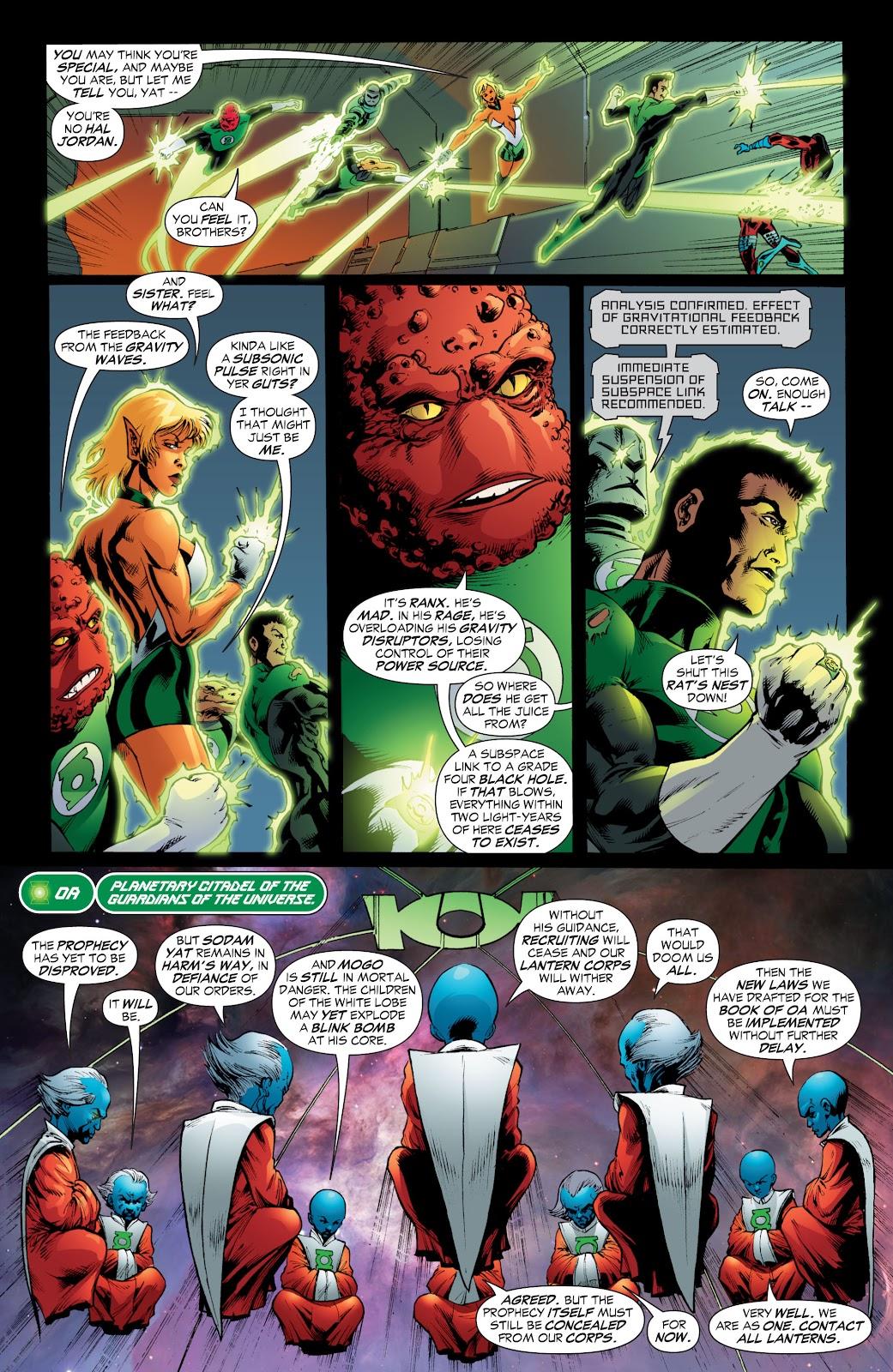 Green Lantern: The Sinestro Corps War Full #1 - English 168