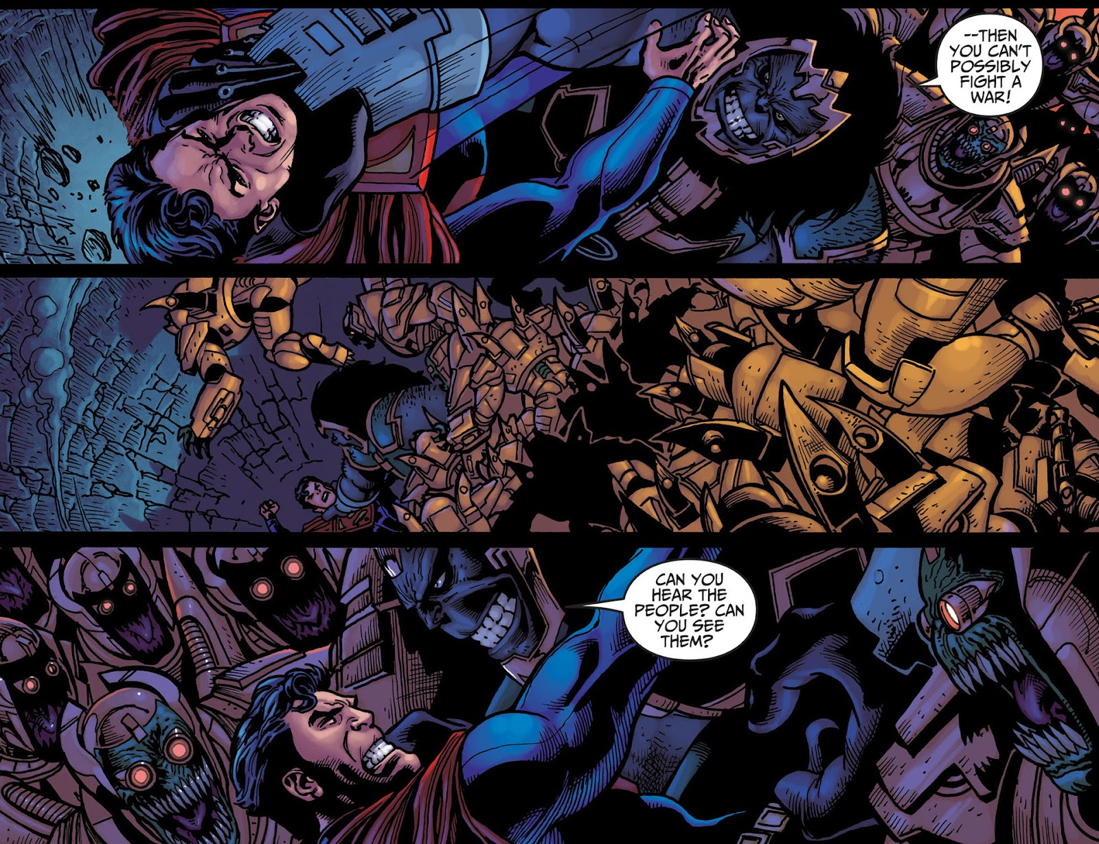 Injustice: Gods Among Us [I] Issue #23 #24 - English 18