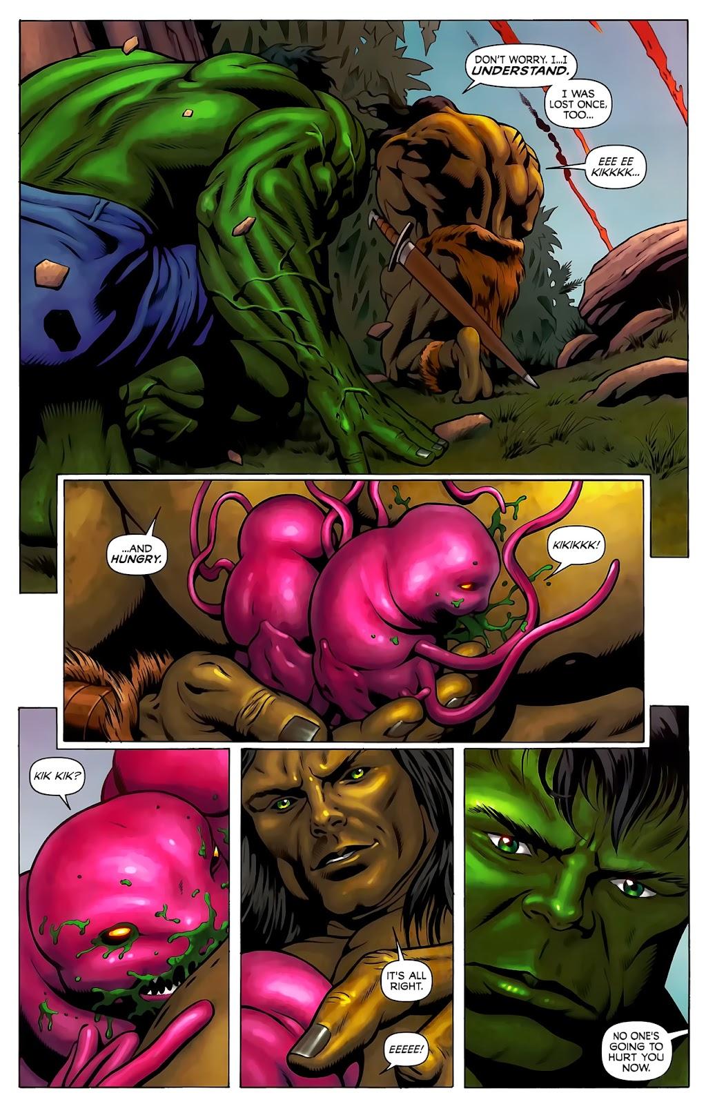 Incredible Hulks (2010) Issue #625 #15 - English 18