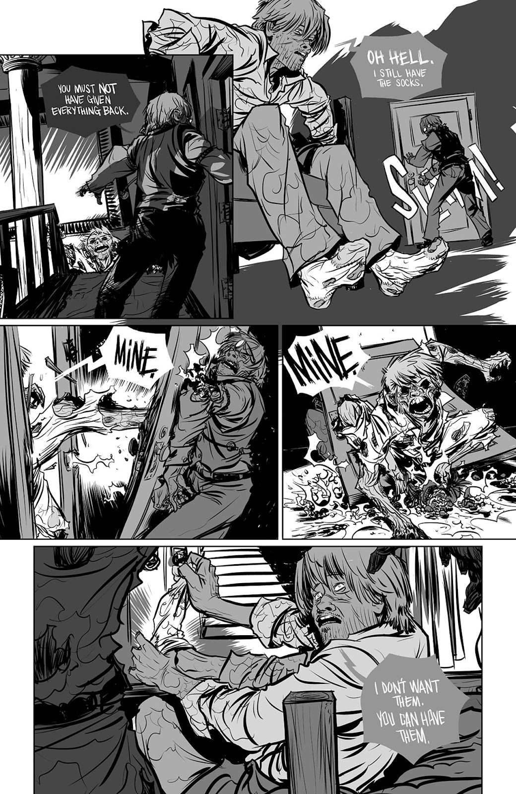 Creepy (2009) Issue #6 #6 - English 14