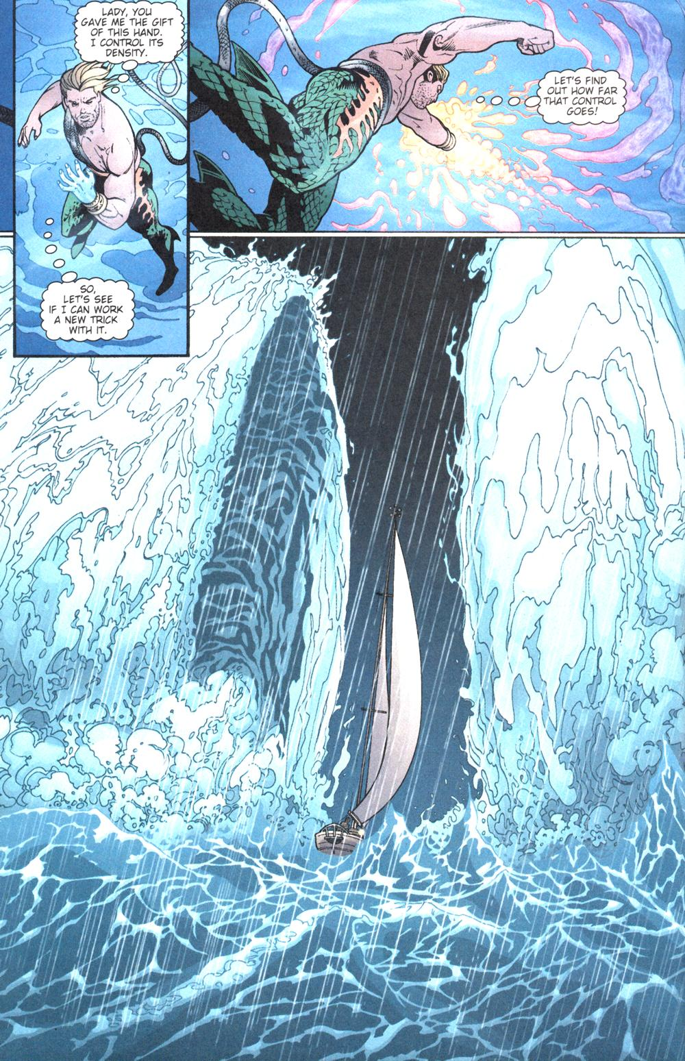 Aquaman (2003) Issue #13 #13 - English 11